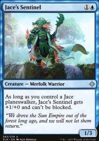 Jace's Sentinel - Ixalan