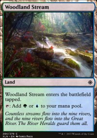Woodland Stream - Ixalan
