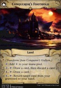 Conqueror's Foothold - Ixalan