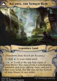 Azcanta, the Sunken Ruin - Ixalan