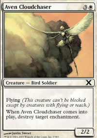 Aven Cloudchaser - 10th Edition