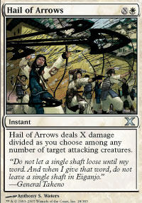 Hail of Arrows - 10th Edition