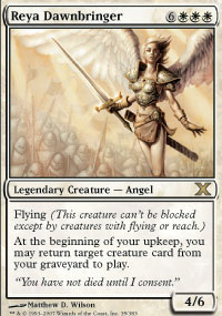 Reya Dawnbringer - 10th Edition