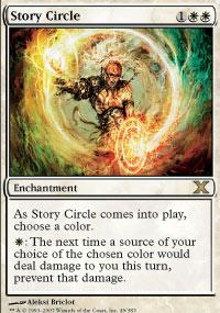 Story Circle - 10th Edition