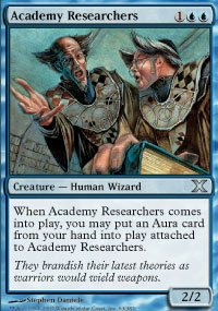 Academy Researchers - 10th Edition