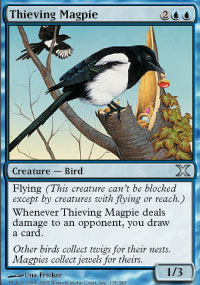 Thieving Magpie - 10th Edition