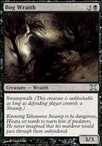 Bog Wraith - 10th Edition