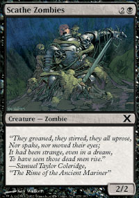 Scathe Zombies - 10th Edition