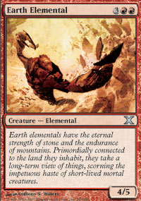 Earth Elemental - 10th Edition