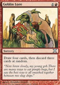 Goblin Lore - 10th Edition