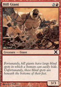 Hill Giant - 10th Edition