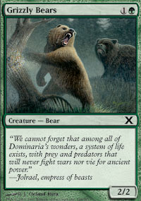 Grizzly Bears - 10th Edition