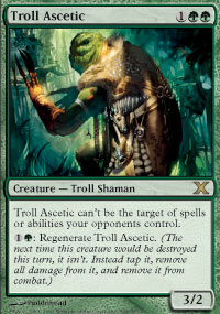 Troll Ascetic - 10th Edition