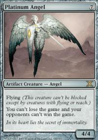 Platinum Angel - 10th Edition