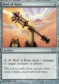 Rod of Ruin - 10th Edition