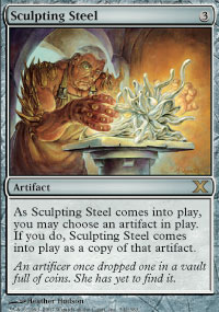 Sculpting Steel - 10th Edition