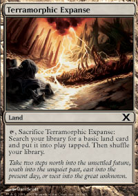 Terramorphic Expanse - 10th Edition
