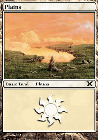 Plains 1 - 10th Edition