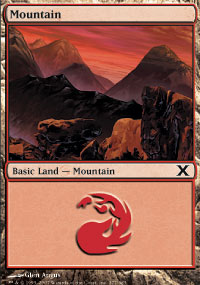 Mountain 2 - 10th Edition