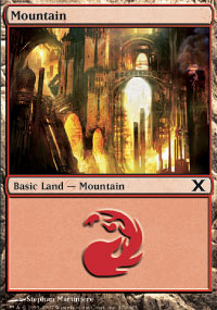 Mountain 4 - 10th Edition