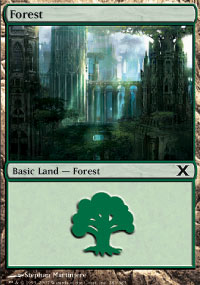 Forest 4 - 10th Edition