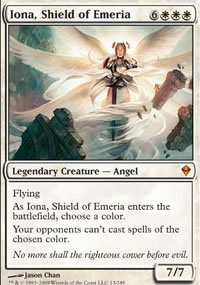 Iona, Shield of Emeria - Zendikar
