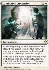 Luminarch Ascension - Zendikar