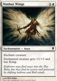 Nimbus Wings - Zendikar