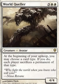World Queller - Zendikar