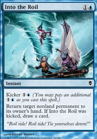 Into the Roil - Zendikar