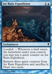 Ior Ruin Expedition - Zendikar
