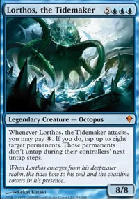 Lorthos, the Tidemaker - Zendikar