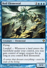 Roil Elemental - Zendikar