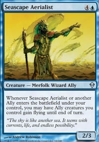 Seascape Aerialist - Zendikar