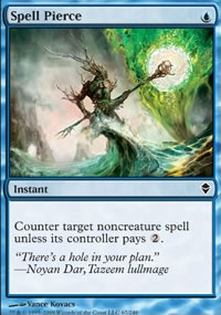 Spell Pierce - Zendikar