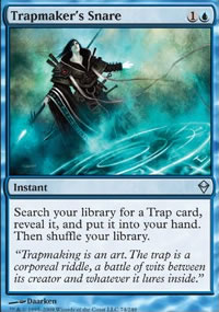 Trapmaker's Snare - Zendikar
