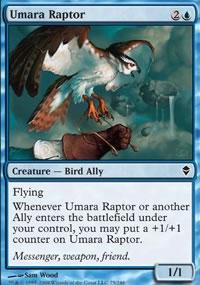 Umara Raptor - Zendikar