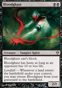 Bloodghast - Zendikar