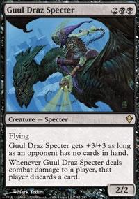 Guul Draz Specter - Zendikar