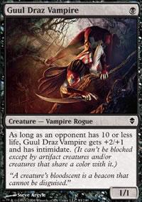 Guul Draz Vampire - Zendikar