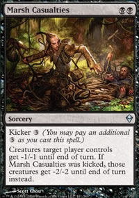 Marsh Casualties - Zendikar