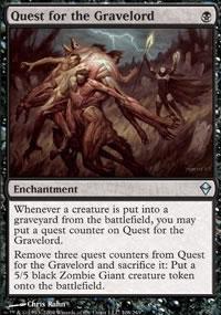 Quest for the Gravelord - Zendikar