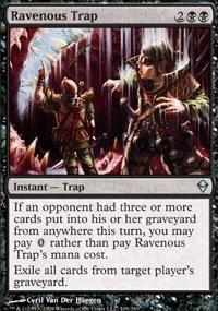 Ravenous Trap - Zendikar