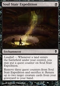 Soul Stair Expedition - Zendikar
