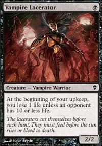 Vampire Lacerator - Zendikar