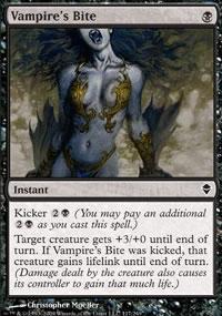 Vampire's Bite - Zendikar
