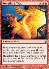 Runeflare Trap - Zendikar