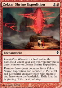 Zektar Shrine Expedition - Zendikar