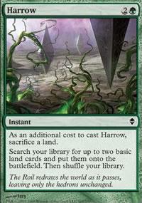 Harrow - Zendikar
