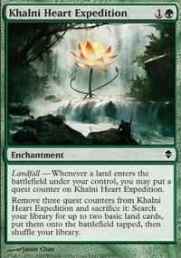 Khalni Heart Expedition - Zendikar